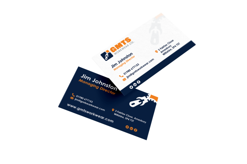 GMTS Business Cards