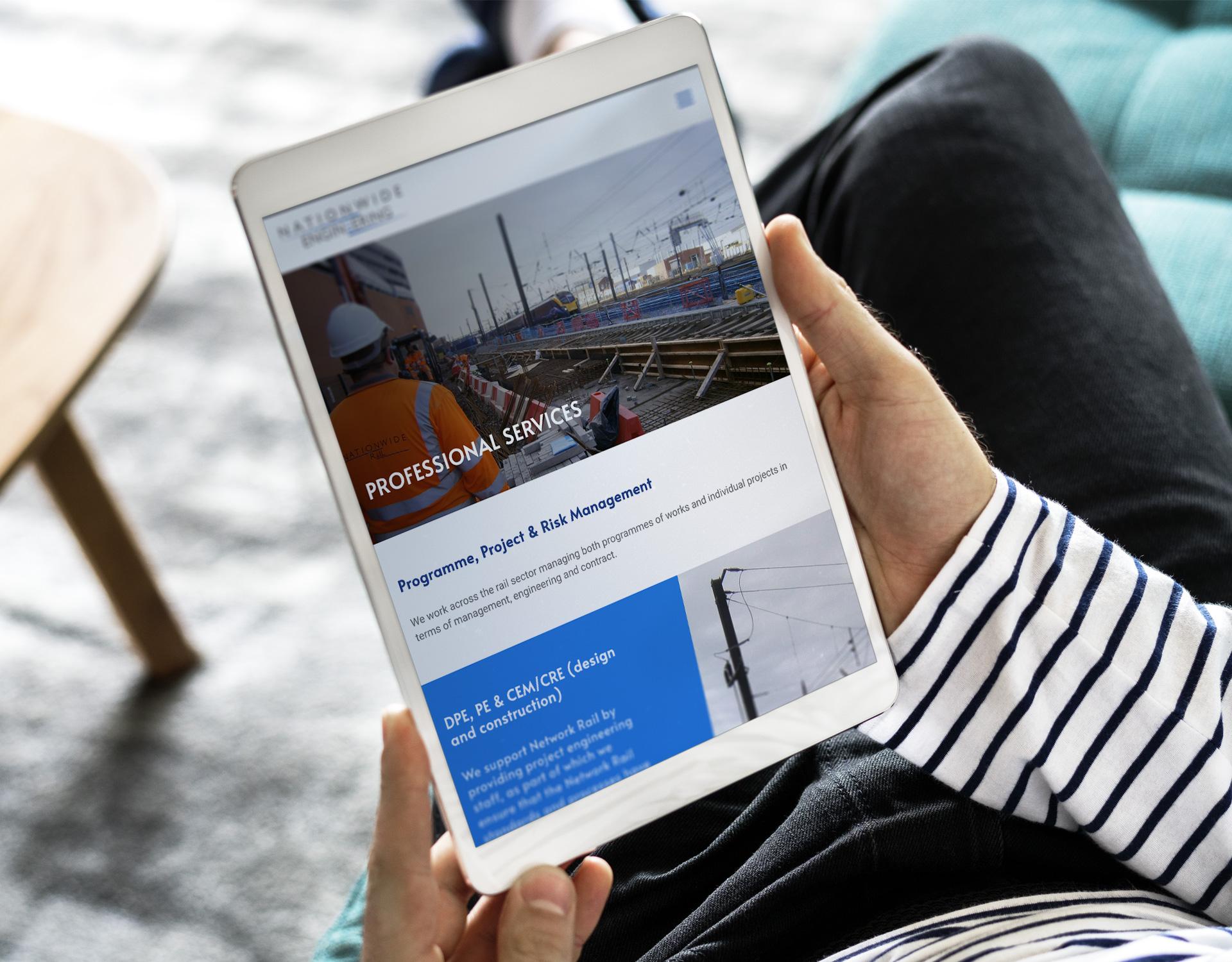 Nationwide Engineering iPad