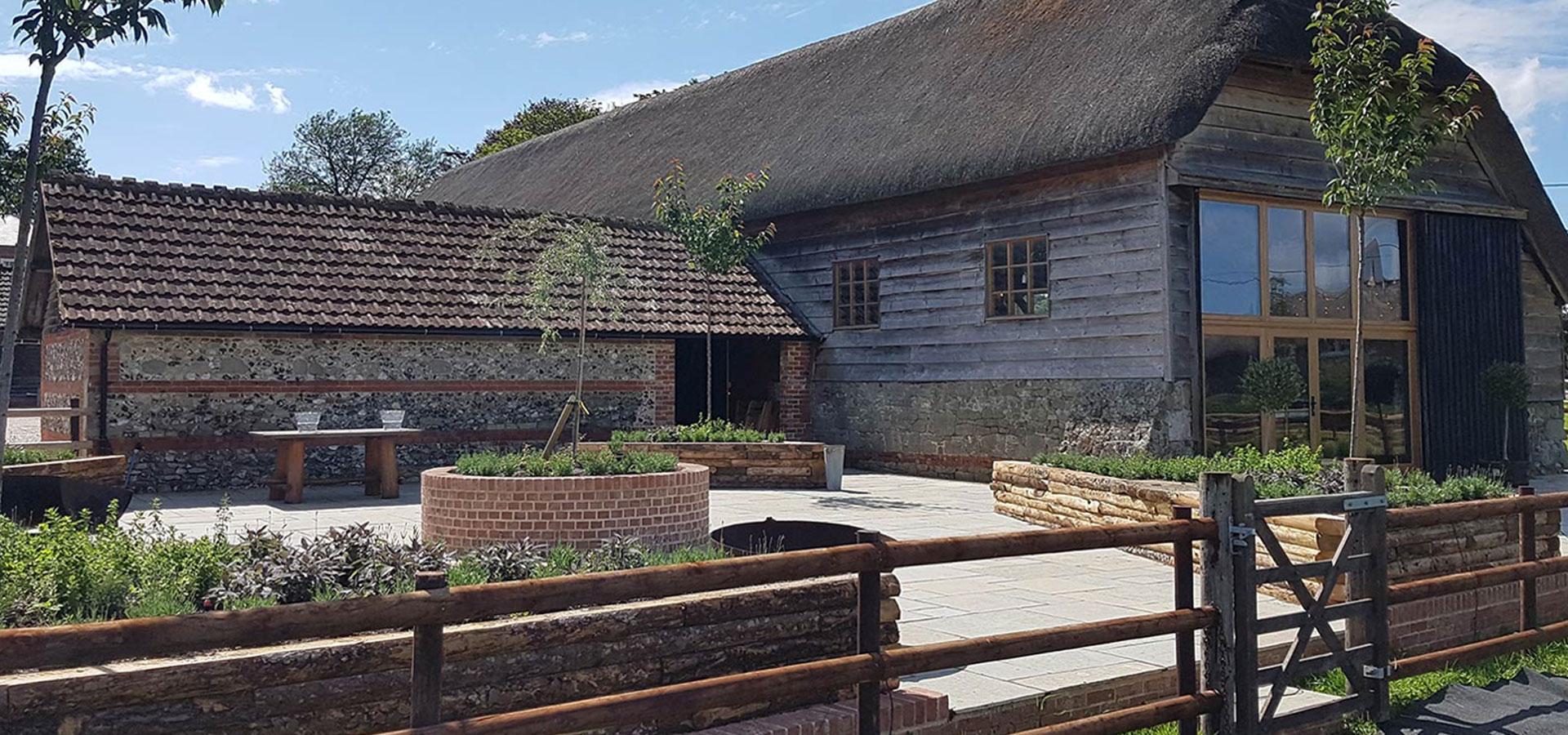 Bowerchalke Barn