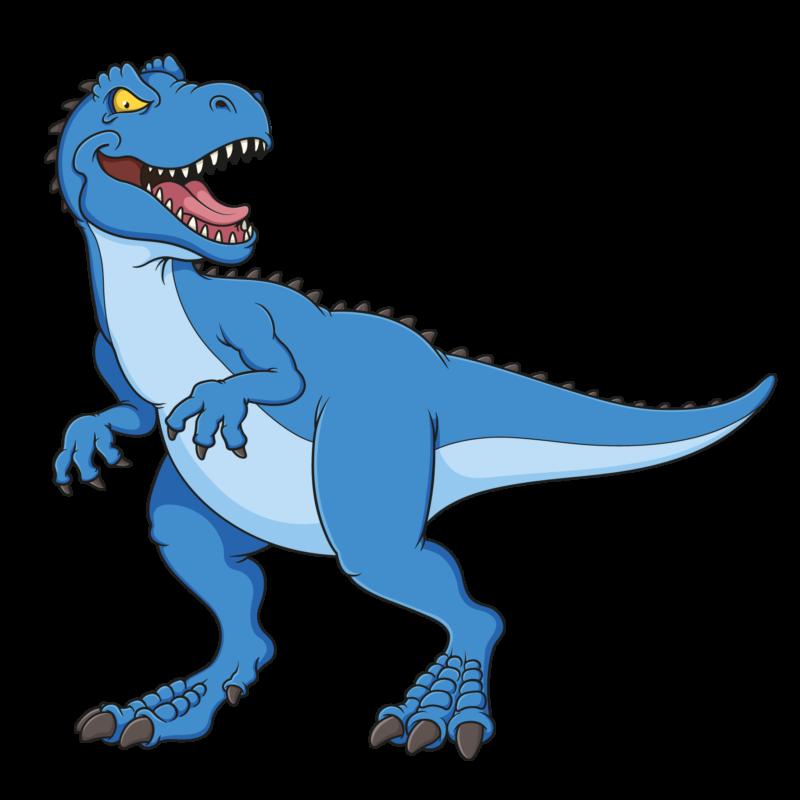 Dinosaur cartoon illustration Salisbury