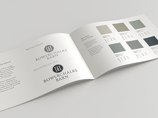 Bowerchalke brand guidelines