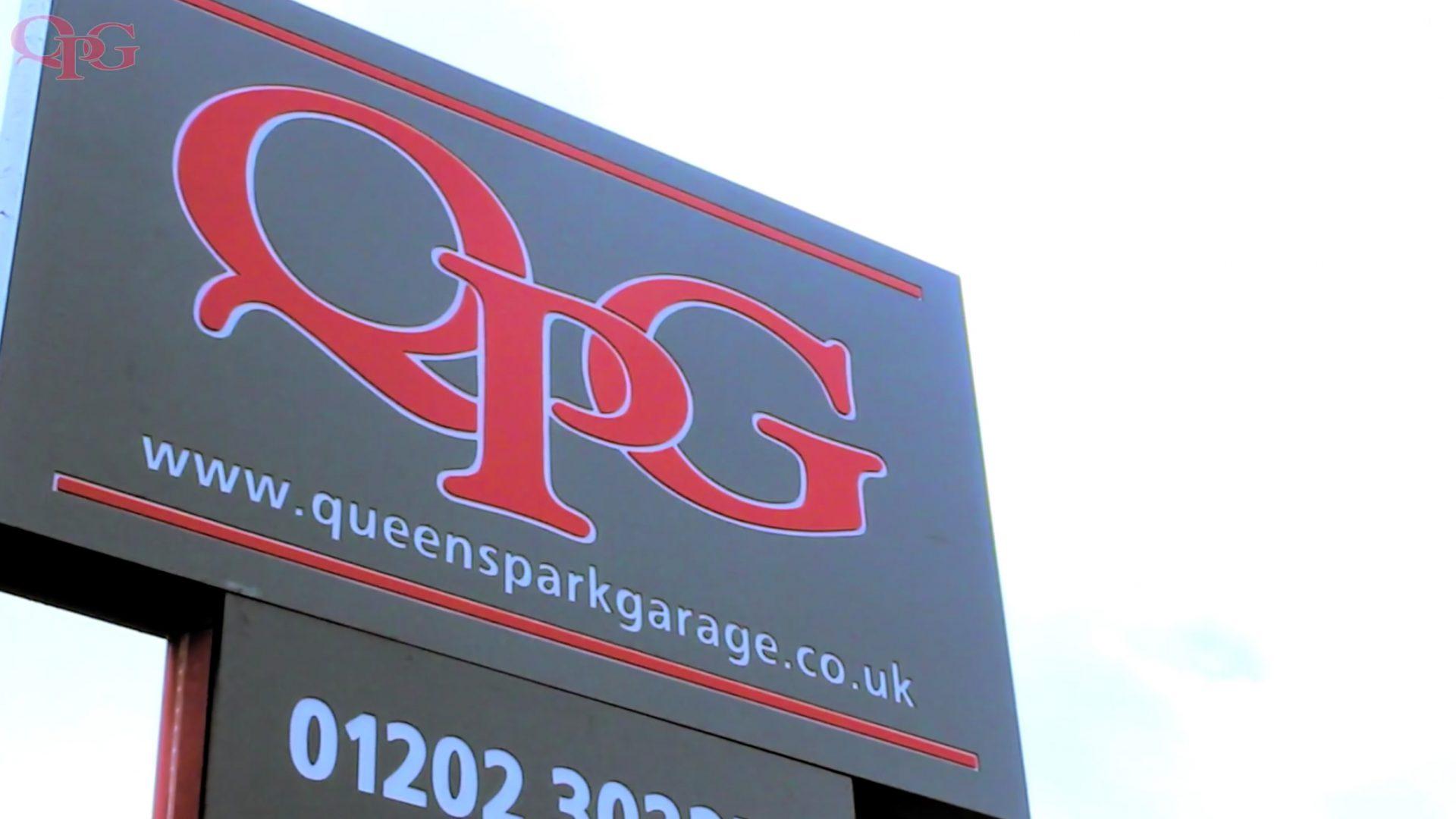 Queens Park Garage video